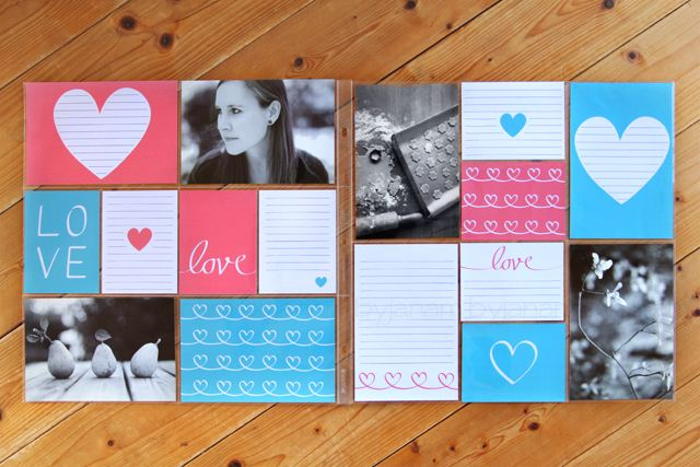 Project Life - Lovely Hearts Collection