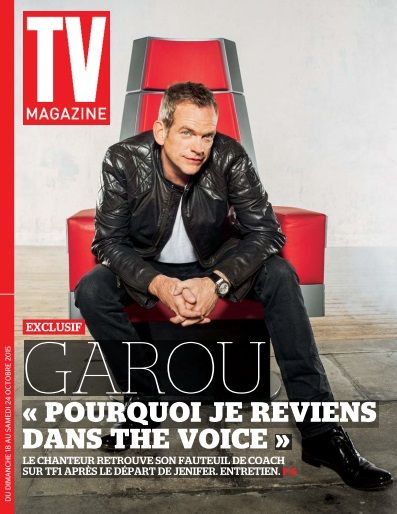 TV Magazine - 18 au 24 Octobre 2015