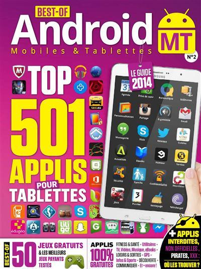 Best-Of Android Mobiles & Tablettes 2