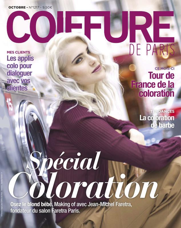 Coiffure de Paris - Octobre 2015