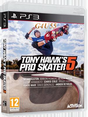 [PS3] Tony Hawk's Pro Skater 5 (2015) - SUB ITA