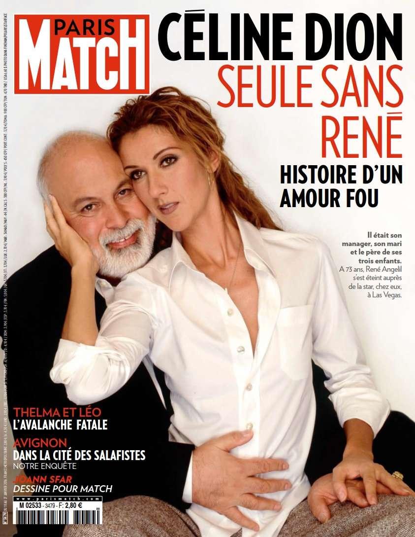 Paris Match 3479 - 18 au 27 Janvier 2016