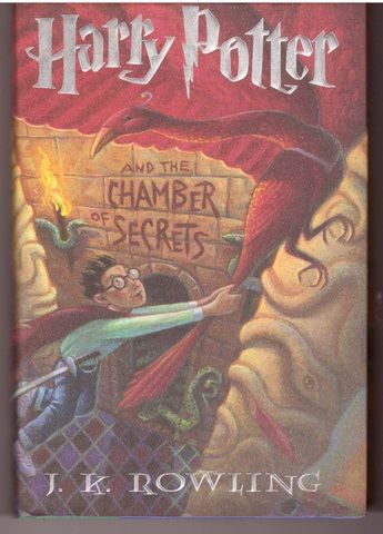 Harry Potter and the Chamber of Secrets, Rowling, J.K.