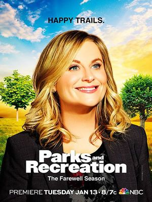 Parks and Recreation S07E12E13 – One Last Ride (Series Finale)