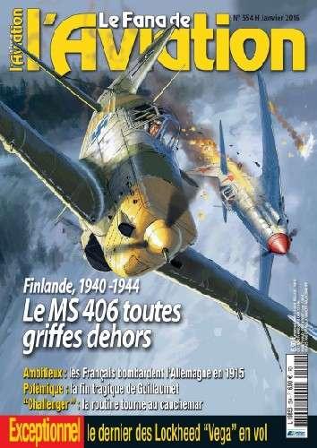 Le Fana de L'Aviation - Janvier 2016