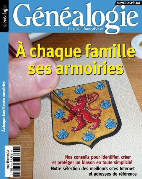 La Revue Française de Généalogie Hors-Série 41 - 2015