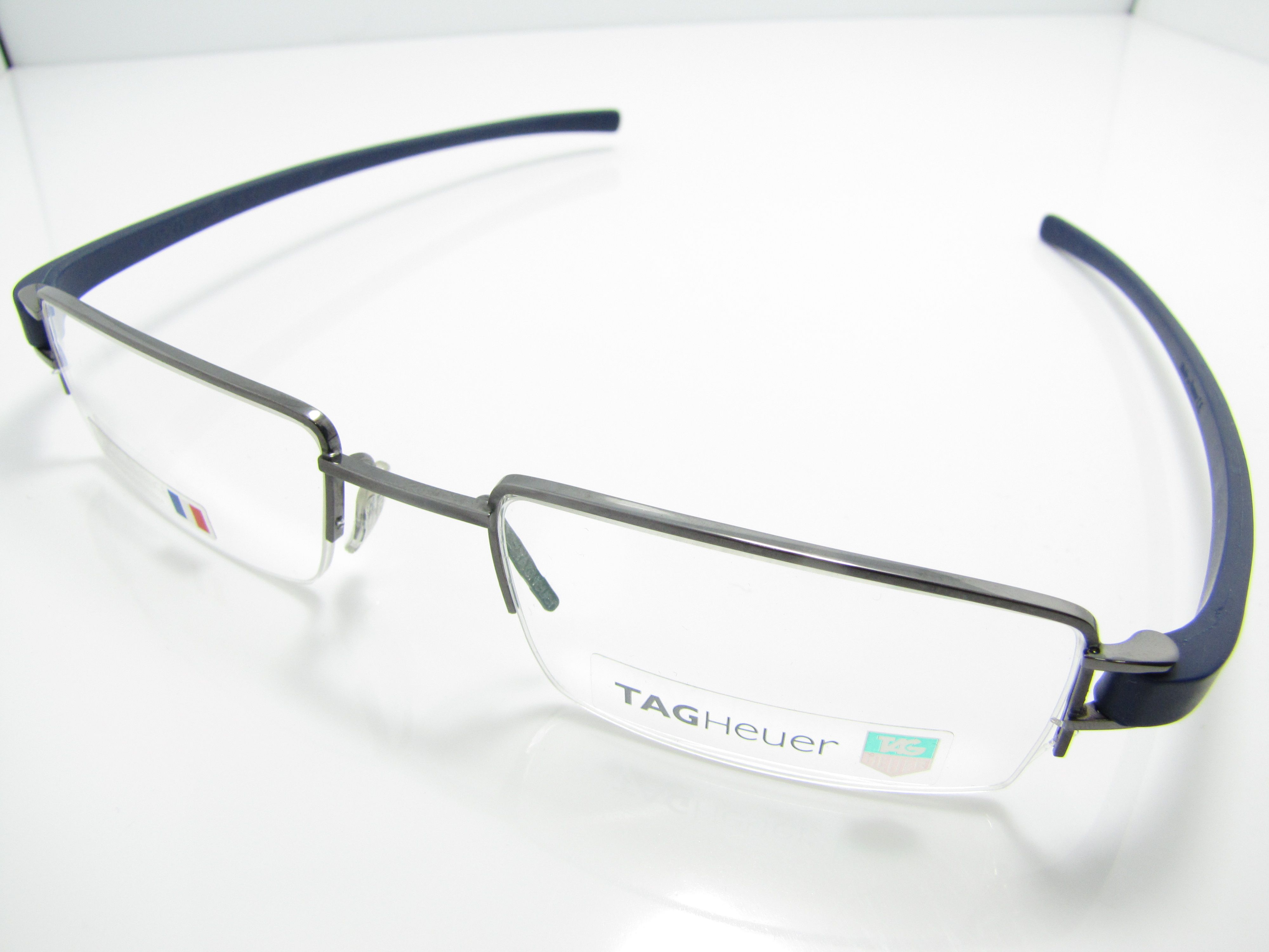 Eyeglass Frame Tags : Tag Heuer Eyeglasses New Eyewear Frames Optical Glasses ...