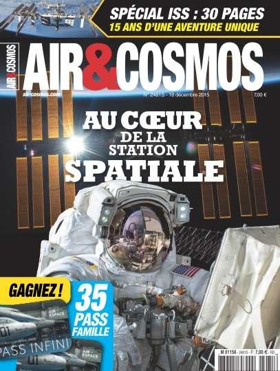 Air & Cosmos 2481 - 18 au 24 Décembre 2015