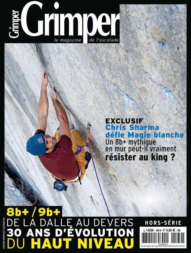 Grimper Hors-Série 169 - Décembre 2015