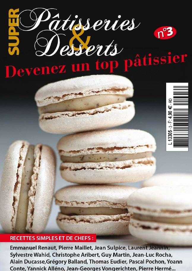 Super Pâtisseries et Desserts 3