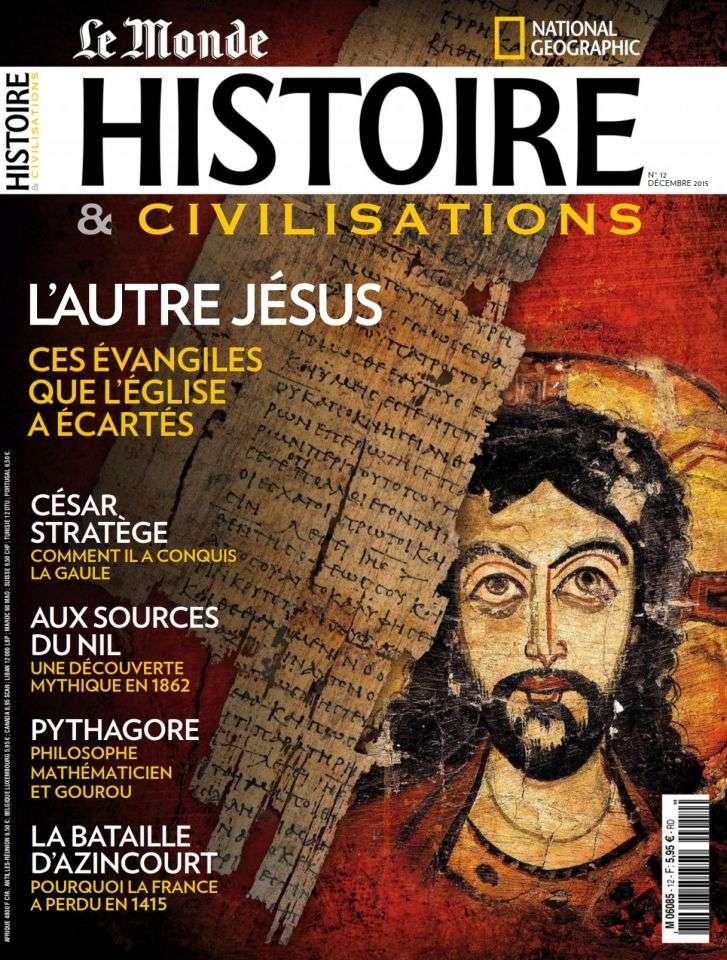 Histoire & Civilisations 12 - Décembre 2015