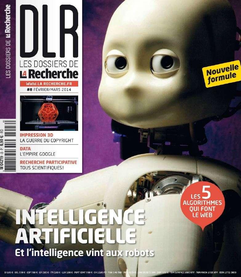 Les Dossiers de La Recherche 8 - Février-Mars 2014