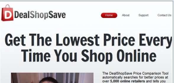 Usuń DealShopSave