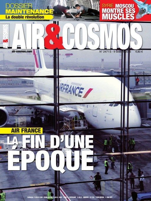 Air & Cosmos 2471 - 9 au 16 Octobre 2015