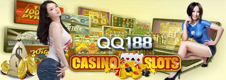 SlotQQ188.com Situs Bandar judi slot games online dengan jackpot slot mesin uang asli