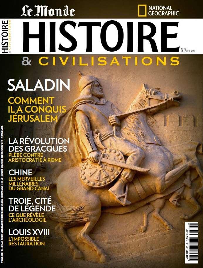 Histoire & Civilisations 13 - Janvier 2016
