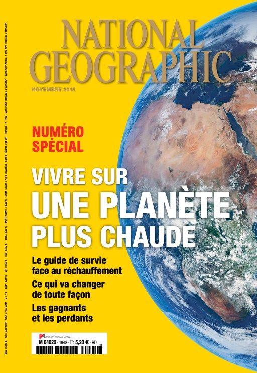 National Geographic 194 - Novembre 2015