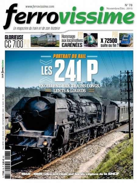 Ferrovissime 78 – Novembre-Decembre 2015