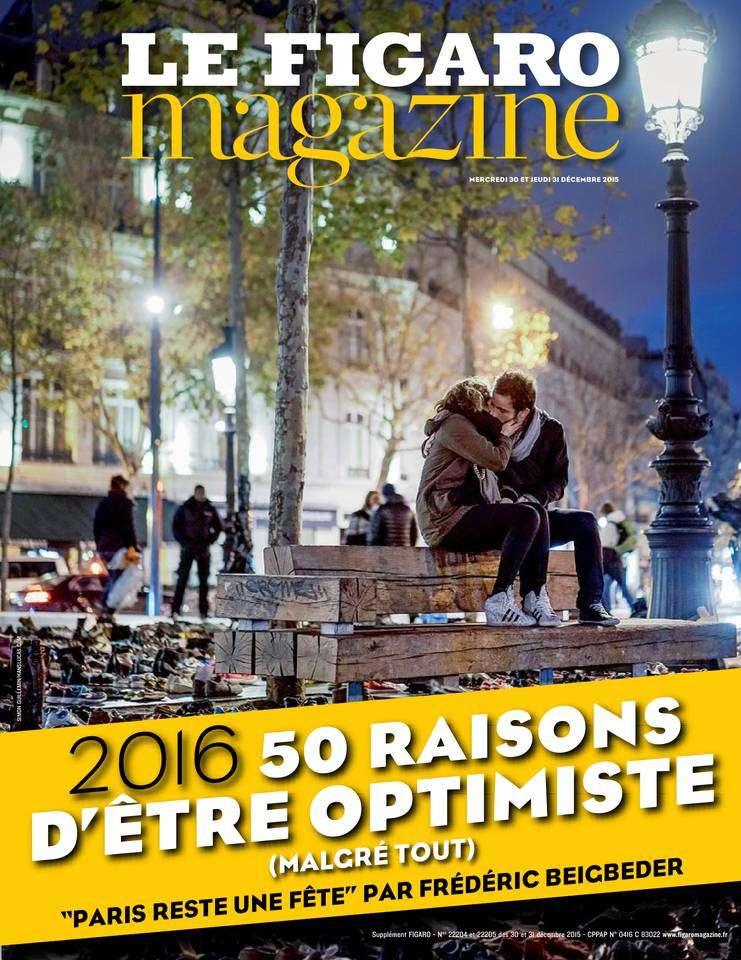 Le Figaro Magazine - 30 Décembre 2015