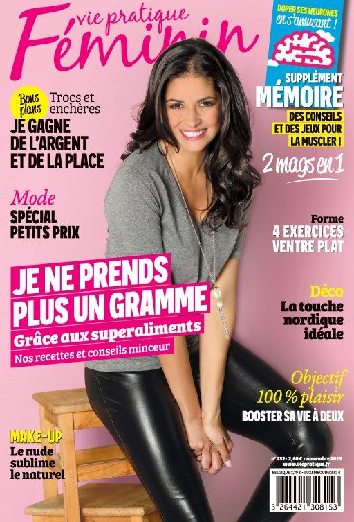 Vie Pratique Féminin 132 - Novembre 2015