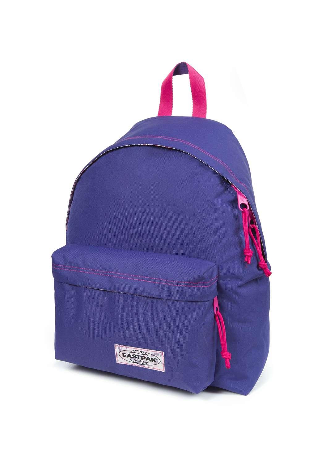 eastpak padded pak 39 r ek620 40m varnish triangle sac a dos backpack bag racksac ebay. Black Bedroom Furniture Sets. Home Design Ideas