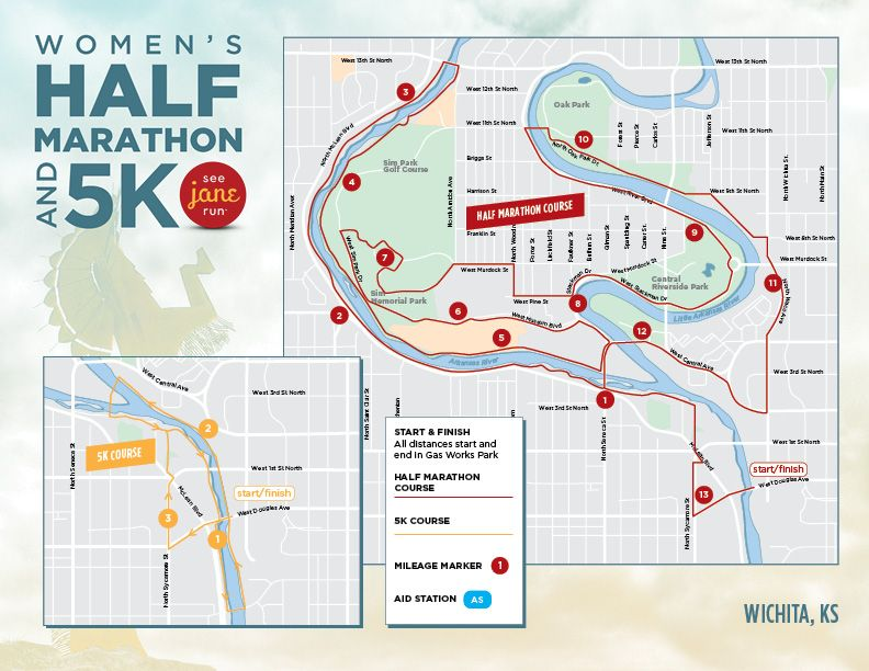 see jane run wichita half marathon