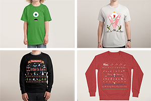 My Threadless Shop