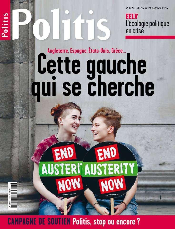 Politis 1373 - 15 au 21 Octobre 2015