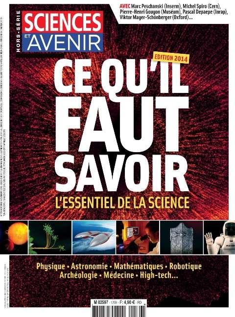 Sciences et Avenir Hors-Série 176 - Octobre-Novembre 2013