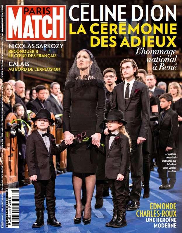 Paris Match 3480 - 28 Janvier au 3 Février 2016