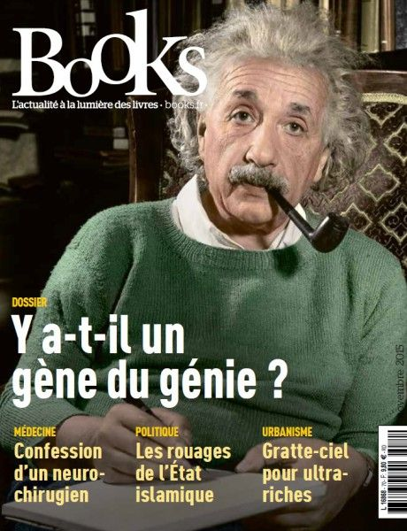 Books - Novembre 2015