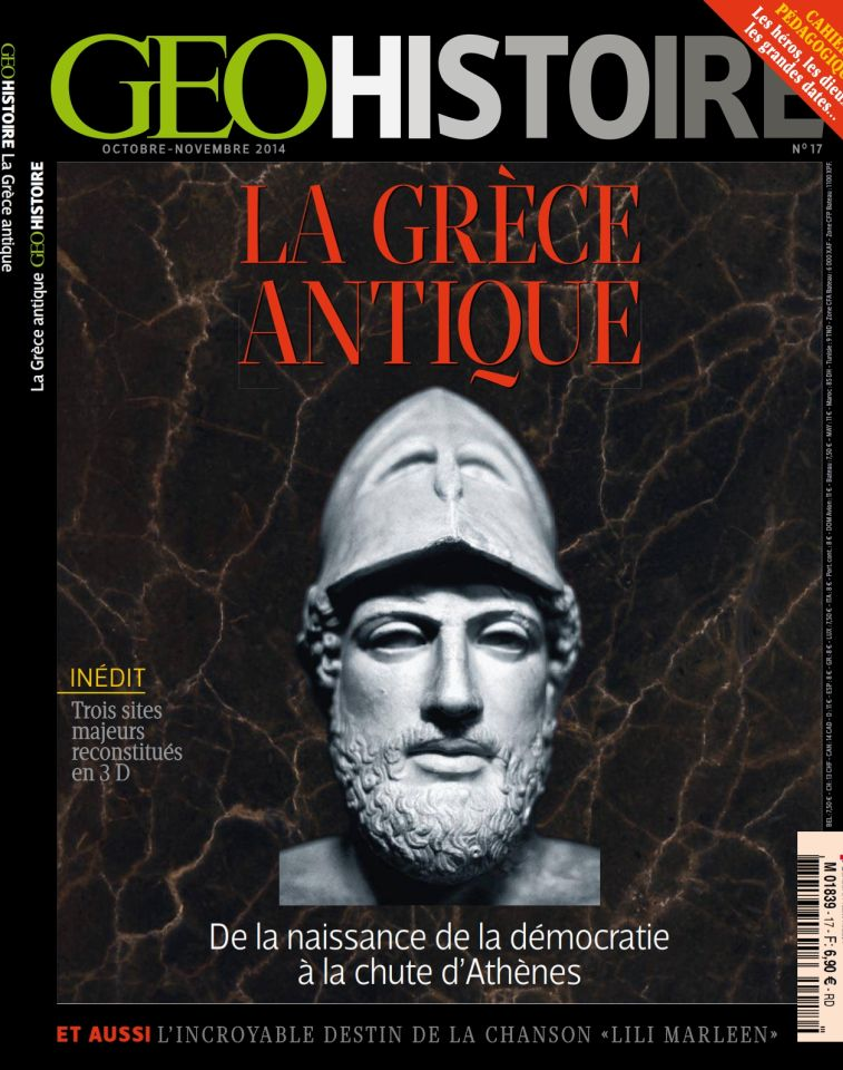 Geo Histoire 17 - La Grèce Antique