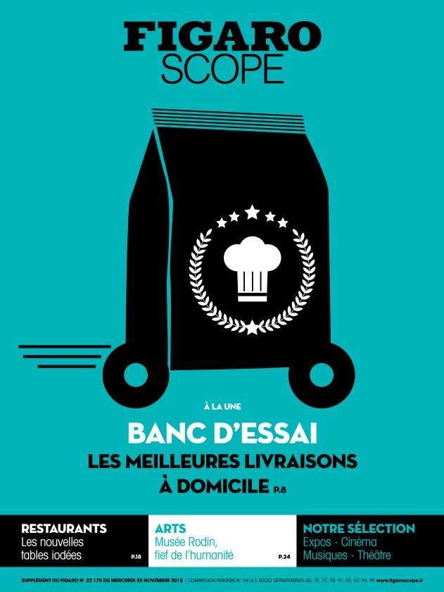 Le Figaroscope - 25 Novembre 2015