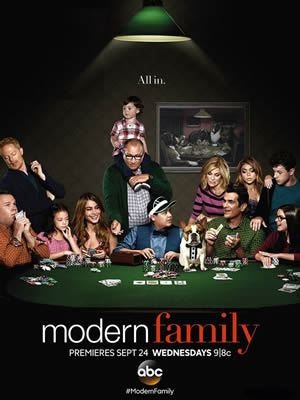 Modern Family – S06E16  – Connection Lost