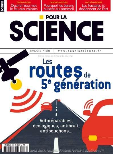 Pour la Science 450 - Avril 2015
