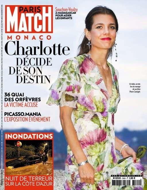 Paris Match 3464 - 8 au 14 Octobre 2015