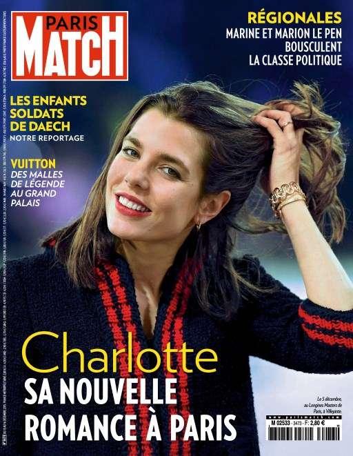Paris Match 3473 - 10 au 16 Décembre 2015