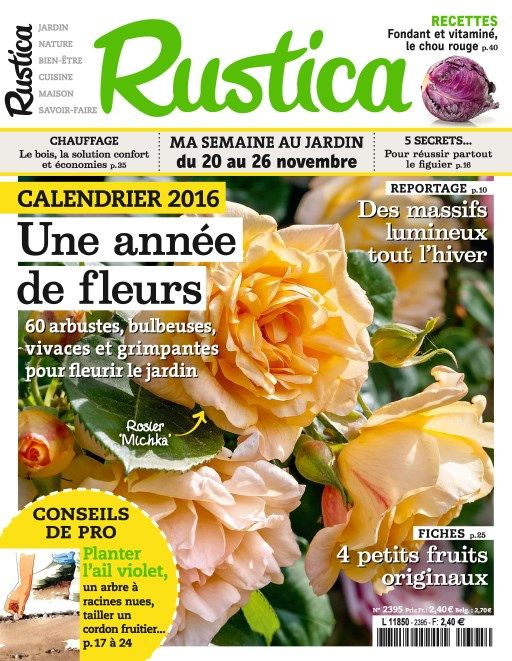 Rustica 2395 - 20 au 26 Novembre 2015