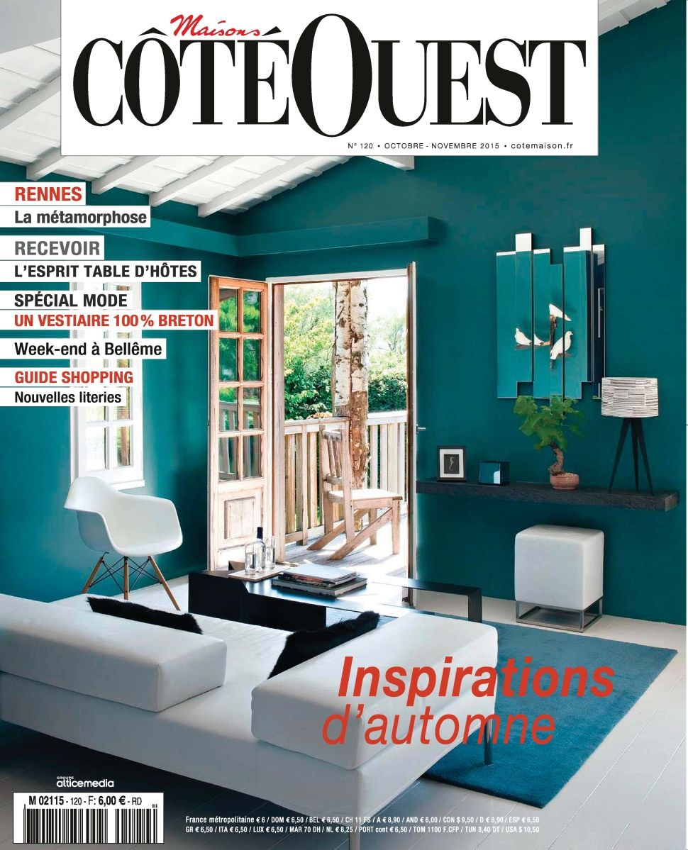 Maisons Côté Ouest 120 - Octobre/Novembre 2015