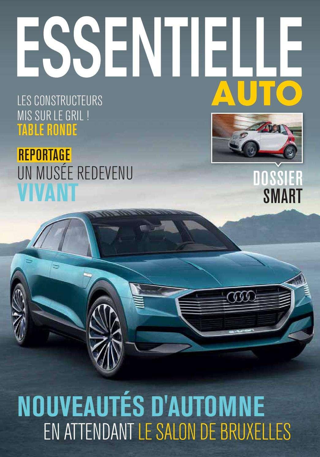 Essentielle Auto – octobre 2015