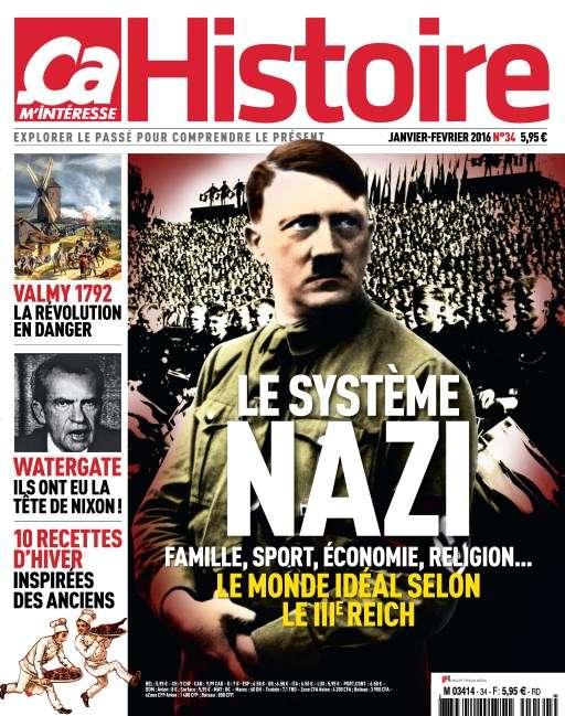 Ça M'Intéresse Histoire 34 - Janvier-Février 2016