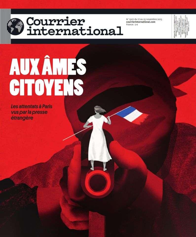 Courrier International 1307 - 17 au 25 Novembre 2015