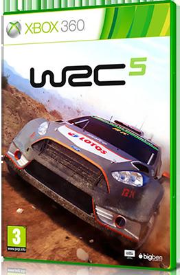 [XBOX360] WRC 5 (2015) - FULL ITA