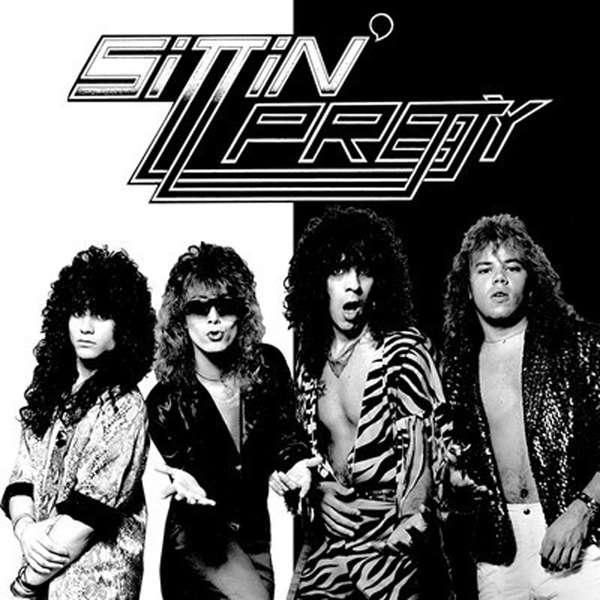 Sittin' Pretty - Sittin' Pretty (1988) (Re-issue 2014)