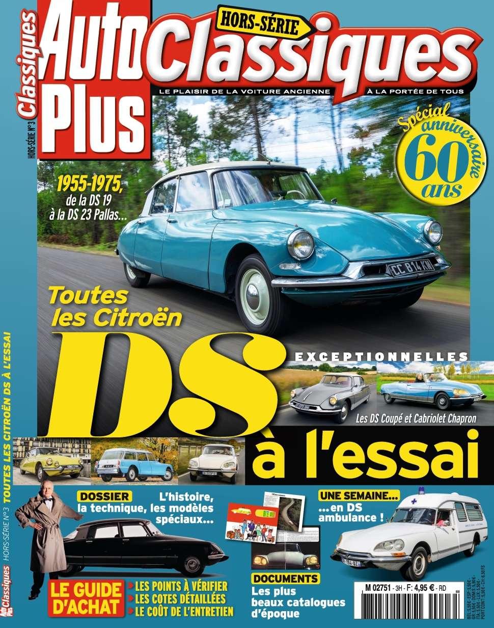 Auto Plus Classiques Hors-Série 3 - 2015