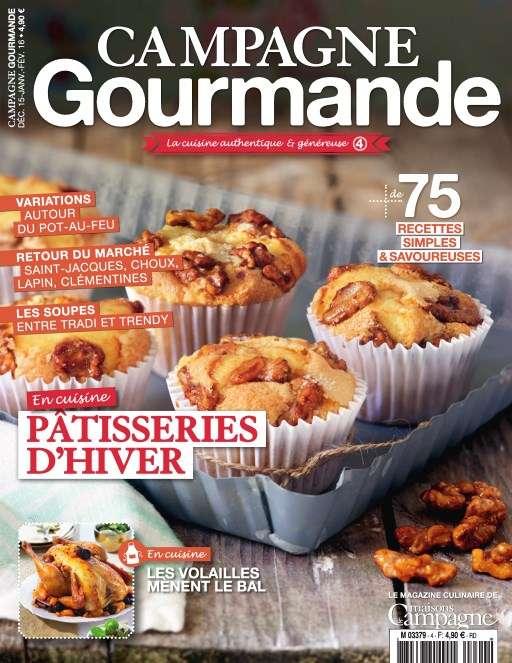Campagne Gourmande 4 - Décembre2015/Janvier-Fevrier 2016