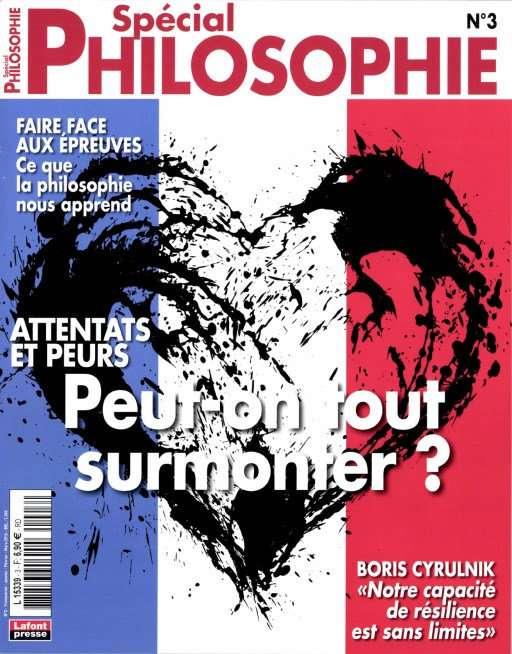 Spécial Philosophie 3 - Janvier/Février/Mars 2016
