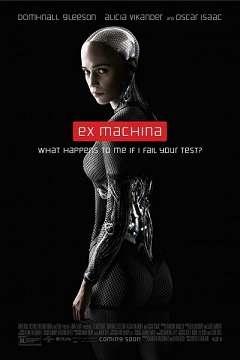 Ex Machina - 2015 Türkçe Dublaj BRRip indir