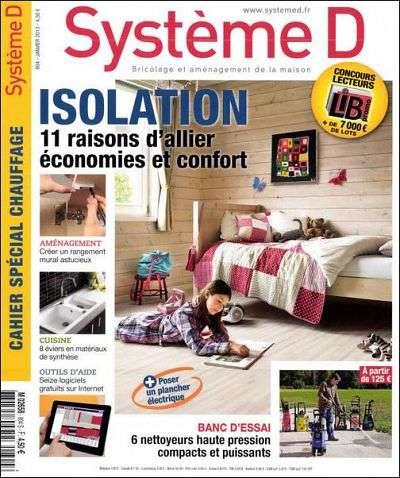 Système D 804 - Janvier 2013