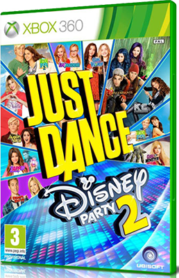[XBOX360] Just Dance: Disney Party 2 (2015) - SUB ITA